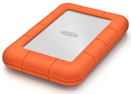 накопитель LaCie Rugged Mini USB 3.0